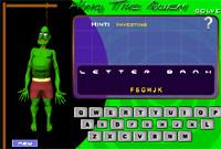Παίξε το παιχνίδι Hang The Alien!