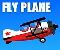 Παίξε το παιχνίδι Fly Plane!