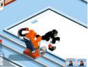 Παίξε το παιχνίδι Monkey Curling!