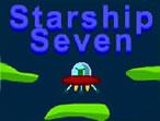 Παίξε το παιχνίδι Starship Seven!